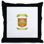 Print your crest on: Throw Pillow