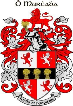 Murphy family crest