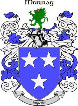 MURRAY family crest