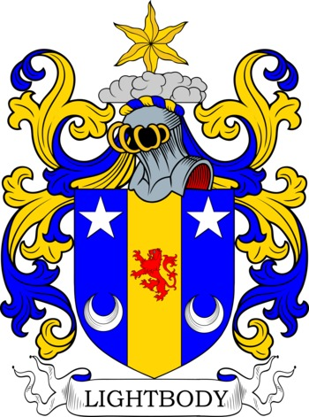 LIGHTBODY family crest