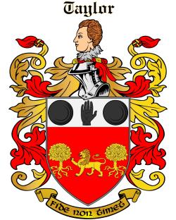 Tayleur family crest